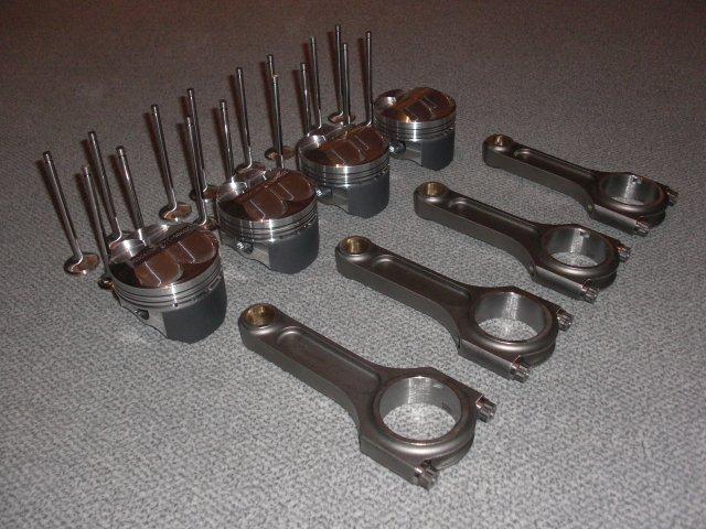 Teile für den Citroen Saxo VTS 1,6 16v Rennmotor