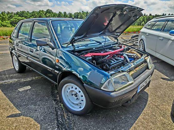 Citroen AX Turbo – 4×4