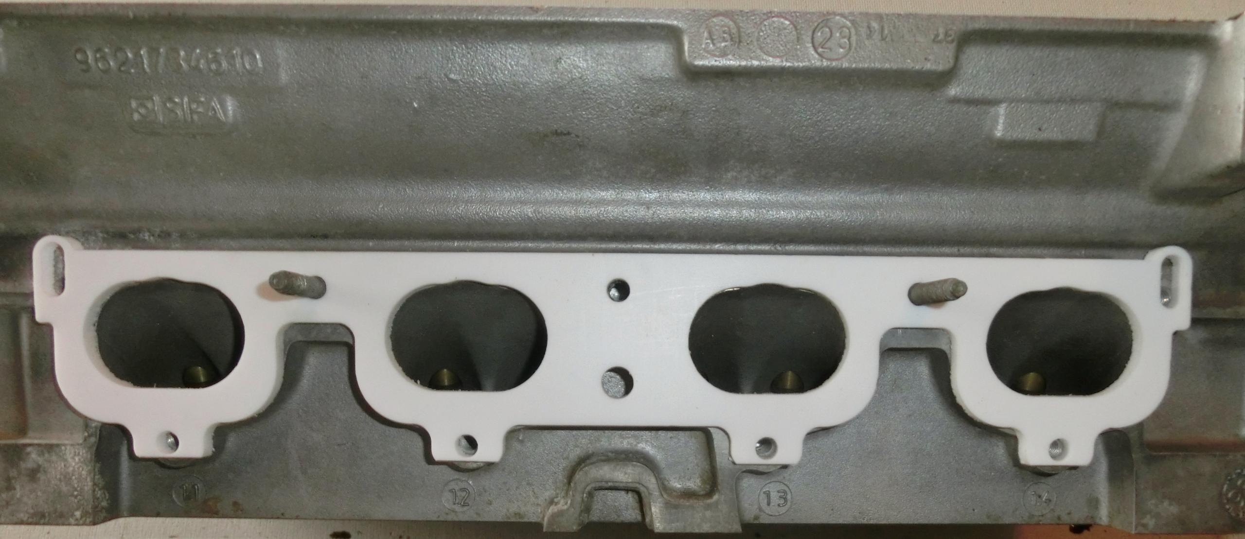 SRT iso Ansaugkrümmerdichtung TU5J4 / TU5JP4(S) 1,6 16v Motoren