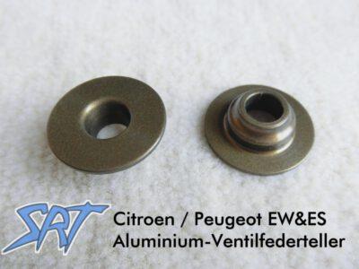 SRT - Aluminiumventilfederteller für Citroen/Peugeot 2,0/2,2 16v bzw. 3,0 24v