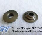 SRT - Aluminiumventilfederteller für Citroen/Peugeot TU5JP4(S) 1,6 16v
