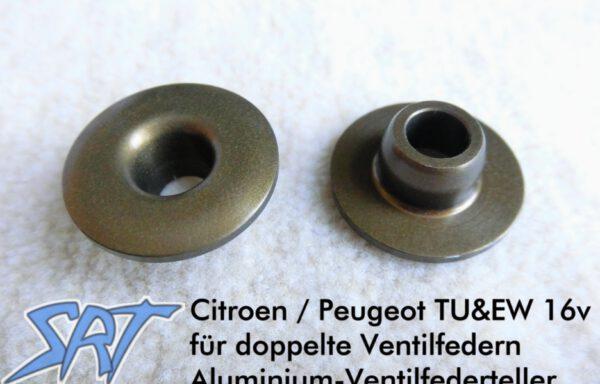 SRT Aluminium-Ventilfederteller – doppelte Ventilfedern 24v (24 Stk.)