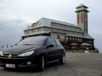 Flo's Peugeot 206 RC 2,0 16v - Black Beauty