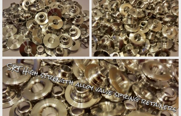 SRT Aluminium-Ventilfederteller
