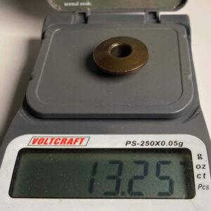 Gewicht - Serienventilfederteller TU5J4